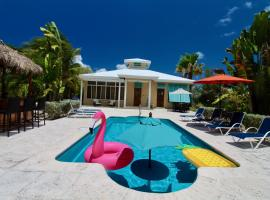 Barefoot Palms Villa