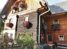 One-Bedroom Apartment in St. Peter/Kammersberg, Im Dörfl (Eselsberg yakınında)