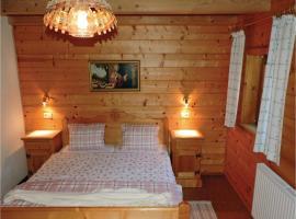 Two-Bedroom Apartment in St. Peter/Kammersberg, Im Dörfl (Eselsberg yakınında)