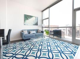 Distinct Lakeview Suites by Sonder