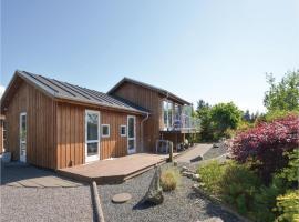 Three-Bedroom Holiday Home in Struer, Struer (Remmer Strand yakınında)