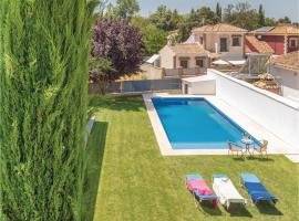 Four-Bedroom Holiday Home in Ronda