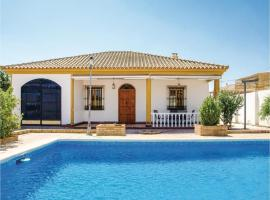 Three-Bedroom Holiday Home in Montemayor