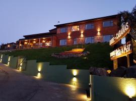 Hotel y Cabañas Terrazas Vista al Mar