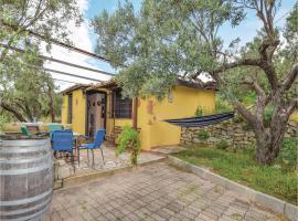 Casa Annesi, Isca sullo Ionio