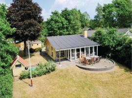 Two-Bedroom Holiday Home in Sunds