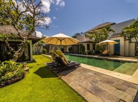 Villa Cantik, Ujung