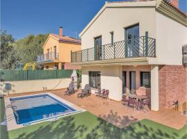 Holiday Home Ardenya I, Ardenya (рядом с городом La Nou de Gaià)