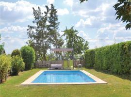 Holiday Home Vineyard Cottage, Martigné-Briand (рядом с городом Maligné)