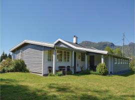 Four-Bedroom Holiday Home in Etne