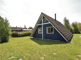 Two-Bedroom Holiday Home in Rodby, Rødby (Tjørnebjerg yakınında)