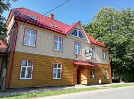 """Viesnīca ''Miks"""", Mazsalaca (Near Aloja Municipality)"""