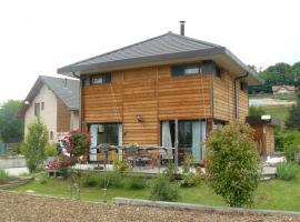 Chambre chez l'habitant, Hauteville-sur-Fier (рядом с городом Lovagny)