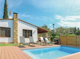 Studio Holiday Home in Sant Vicenc de Montalt