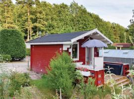 0-Bedroom Holiday Home in Nattraby