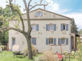 One-Bedroom Apartment in La Begude de Mazenc, La Bégude-de-Mazenc (рядом с городом Souspierre)