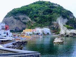 Hotel Conte - S. Angelo Bay, Ischia (by) (Nær Sant'Angelo D'Ischia)