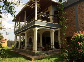 Byamanahouse, Kigali (Near Kayonza)