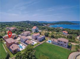 Four-Bedroom Holiday Home in Muline