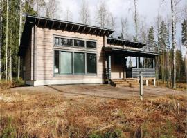 Two-Bedroom Holiday Home in Letku, Letku (рядом с городом Porras)