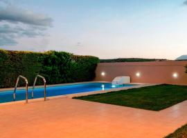 Luxury Maisonette in Heraklion with private pool., Áno Fortétsa