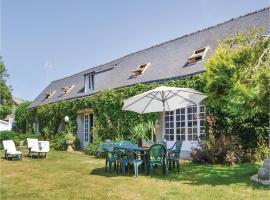 Holiday Home Cremoren II, Saint-Adrien (рядом с городом Bannalec)