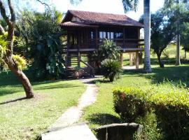 JK Eventos e Hospedagens, Araruama (Cesário Alvim yakınında)