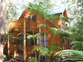 Springbrook Mountain Chalets, Springbrook