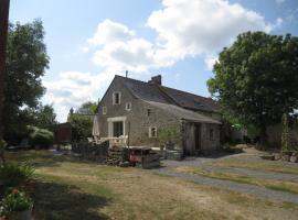 Loire Valley Cottage, La Pommeraye