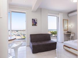 Sunset View Apartment, Ретимно (рядом с городом Áyios Andónios)