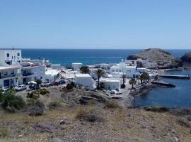 apartamento Isleta del Moro, Cabo de Gata, La Isleta del Moro