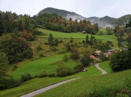 ART COUNTRY HOME KONJŠICA, Konjšica (рядом с регионом Zasavje)