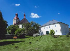 Baroque mansion Czech Paradise 1750 A. D.