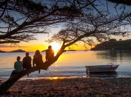 Shelly Beach TOP 10 Holiday Park, Coromandel Town