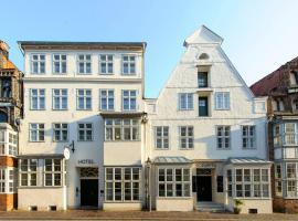 Einzigartig - Das kleine Hotel im Wasserviertel, Lüneburg