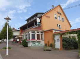 Hotel-Garni Schinderhannes, Weiskirchen (Wadern yakınında)
