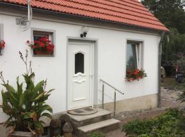 FeWo Karnitz/Rügen, Karnitz (Bietegast yakınında)
