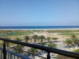 Appartement vue sur mer, Bizerte