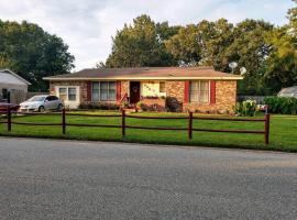 Quiet Home in Ladson, Ladson