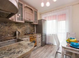 Apartment at Shturmanskaya 42k2