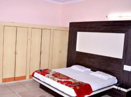 1 BR Guest house in Nimbahera, Sikar (F72F), by GuestHouser, Rīngas (рядом с городом Khātu)