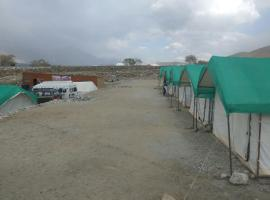 1 BR Tent in Spangmik (65EE), by GuestHouser, Spangmik (рядом с городом Merak)