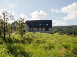 Above the Glen Villa, Loch Ness area, Инвернесс (рядом с городом Achlain)
