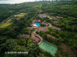 The Lansdown Resort, Aburi