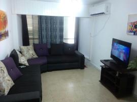 Qiryat Yam 3 bedroom, Qiryat Yam (рядом с городом Ẕur Shalom)