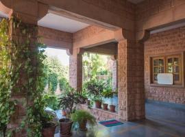 1 BR Homestay in Opp. Battle Axe House, Ratanada, Jodhpur (3D3D), by GuestHouser