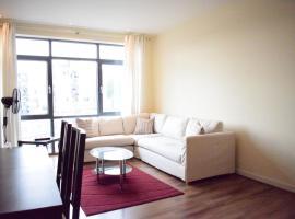 Modern 2 Bedroom Apartment in Limehouse, Лондон (рядом с городом Stepney)