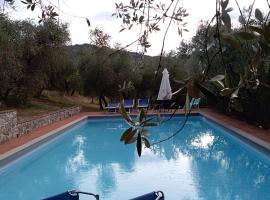 A Franciotto, Lucca (Mastiano yakınında)