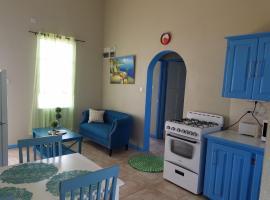 Rosa Guesthouse, Carriacou (рядом с городом Six Roads)