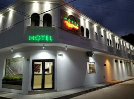 Hotel Hacienda Parroquia